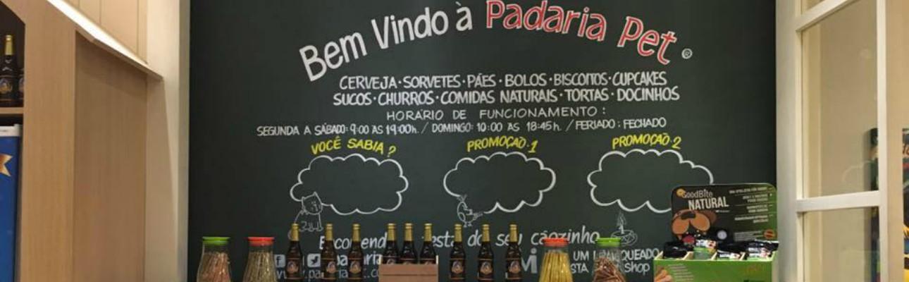 Brasileiros criam padaria para animais