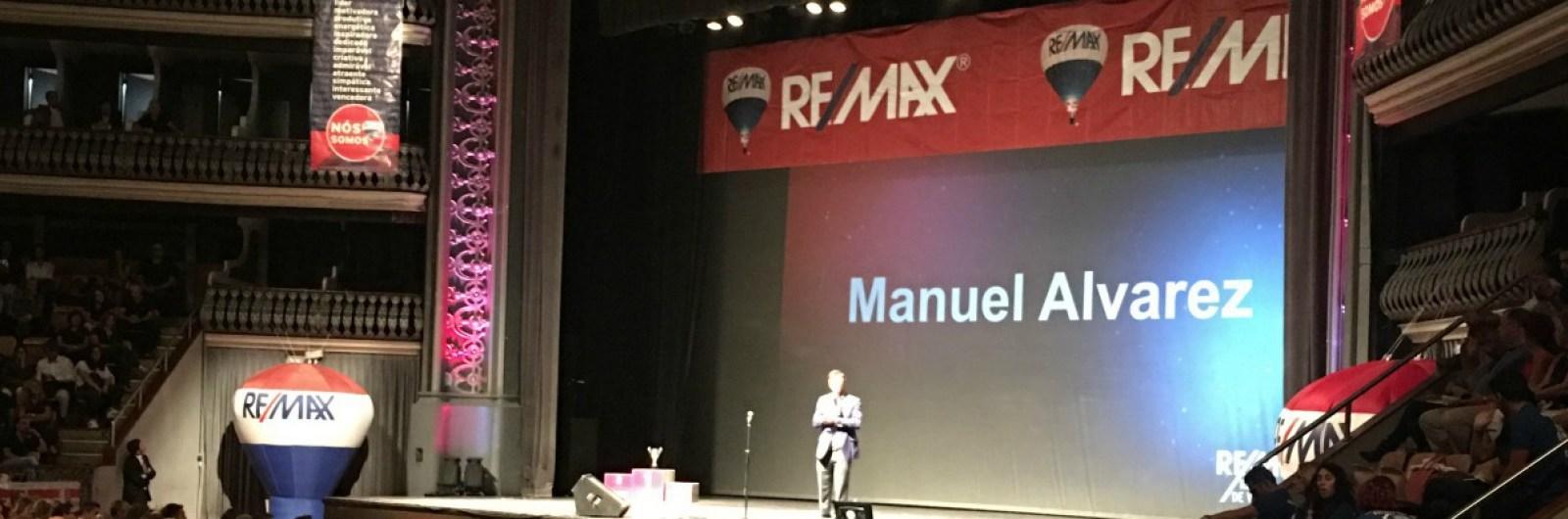 Remax reúne agentes no Coliseu dos Recreios