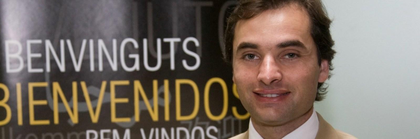Ricardo Sousa, administrador da Century 21 Portugal