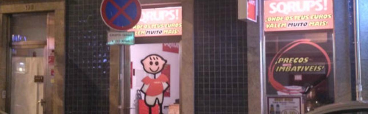 Sqrups abre loja em Vila Nova de Gaia
