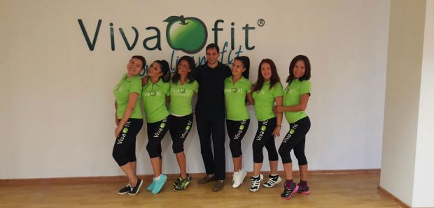 Vivafit abre ginásio no Cazaquistão