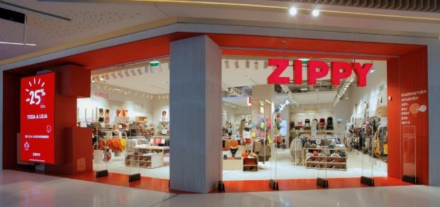 Marca Zippy investe em novo conceito de loja