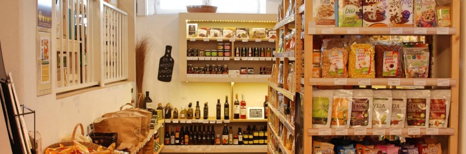 loja de produtos biológicos