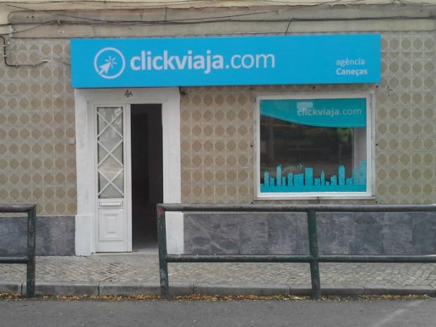 Clickviaja.com abre em Caneças
