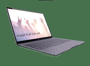 Huawei MateBook E Kali Linux