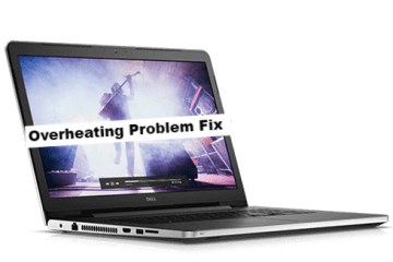 Dell Inspiron 17 5000 Overheating problem fix