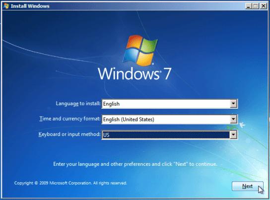 How to install Windows 7 on Lenovo ThinkPad E580 from USB - infofuge