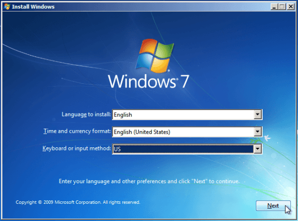 How to install Windows 7 on Dell XPS 15 9570 from USB - infofuge