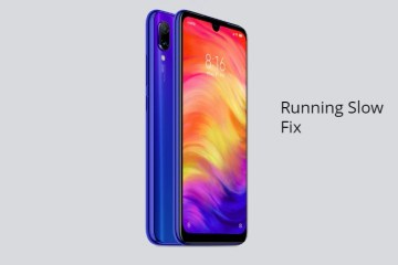 Redmi Note 7 Running Slow