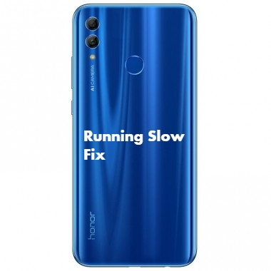 Honor 10 Lite Running Slow fix