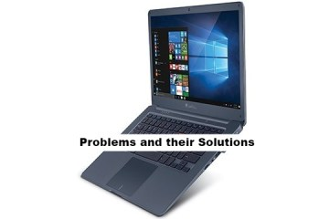 iBall CompBook Netizen Problems and solutions
