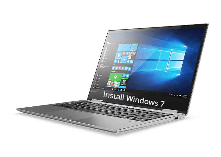 How to install Windows 7 on Lenovo 720 with USB - infofuge