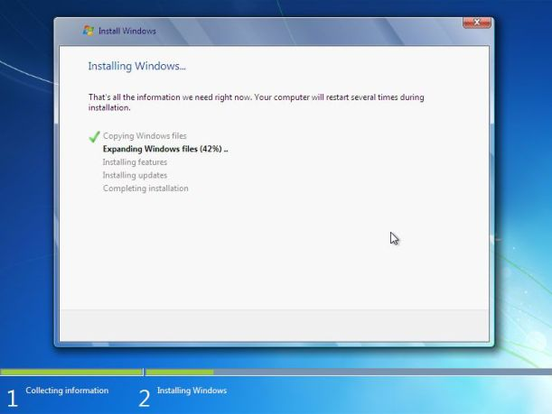 How to install Windows 7 in Acer Nitro 5 with USB - infofuge