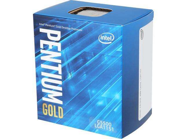 Intel Pentium Gold G5500 Overclock Possible or Not - infofuge