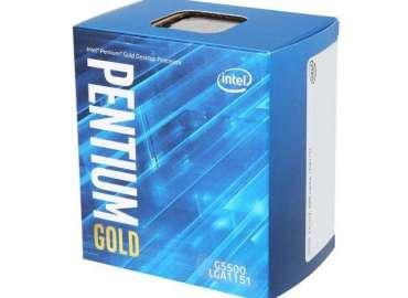 Intel Pentium Gold G5400 Overclock