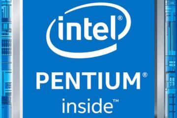 Intel Pentium G4560 Overclock