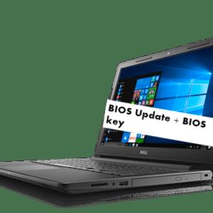 Dell Vostro 3568 bios update