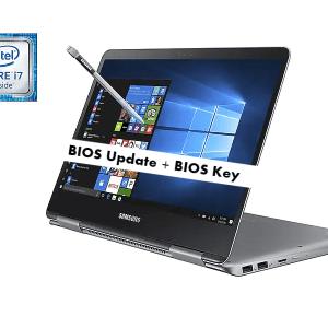 Samsung Notebook 9 Pro bios update