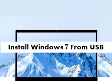Install Windows 7 on Teclast F15