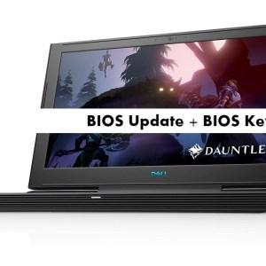 Dell G7 15 Bios update