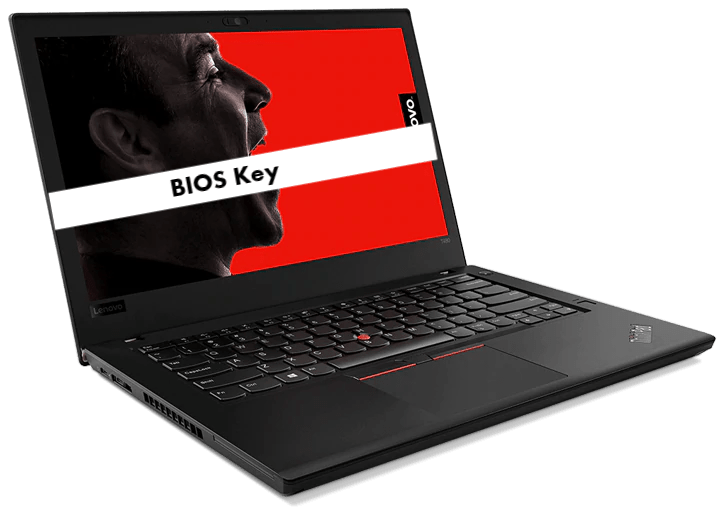 Lenovo ThinkPad T480s BIOS Key to enter into BIOS - infofuge