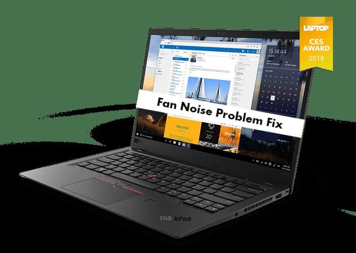 Lenovo Thinkpad X1 Carbon Fan Noise Problem Fix - infofuge