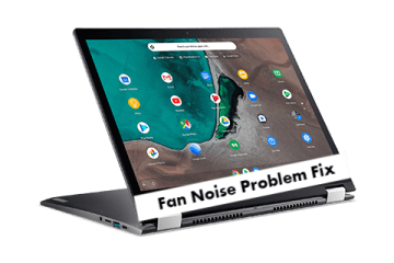 Asus Chromebook Flip Fan Noise