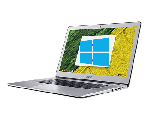 How to install Windows 10 on Acer Chromebook 15 - infofuge