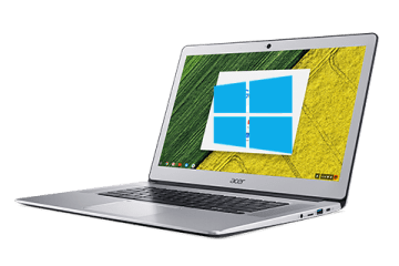 How to Install Windows 10 on Acer Chromebook 15