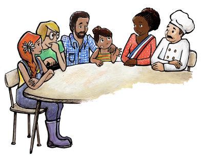 Cantine bio / sans OGM : La                              concertation est indispensable
