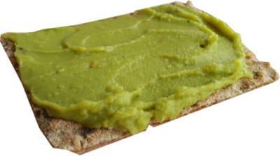"""pão wasa com creme de abacate """"width ="""" 400 """"height ="""" 224"""