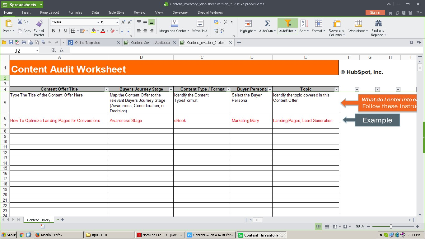 Content Audit A Must For An Effective Content Marketing