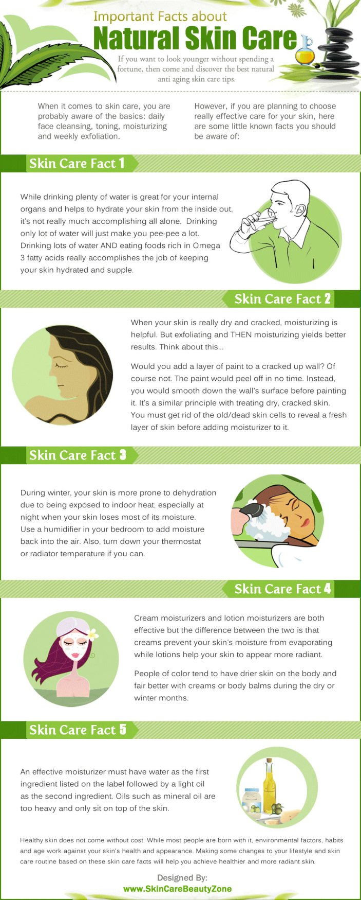 Skincare Infographic