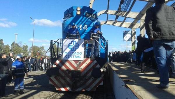Denuncian despidos en el Belgrano Cargas