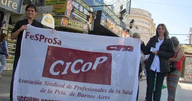 Otro paro de 72 horas de médicos en tierras de Vidal