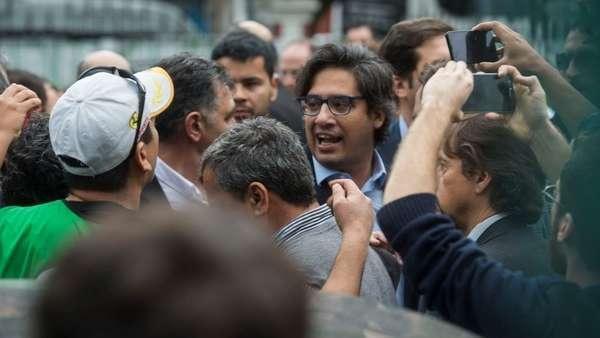 """Funcionaria de Cambiemos trató de """"mogólicos"""" y """"villeros"""" a trabajadores de la Ex Esma"""