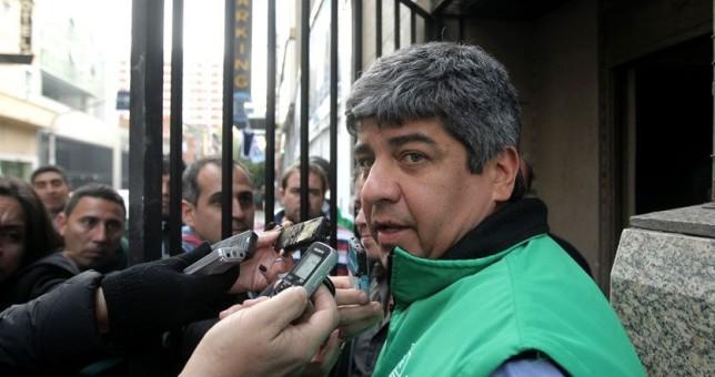 Pablo Moyano salió fortalecido de la pelea con Coca Cola
