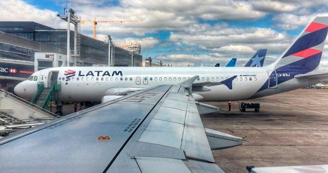 Aeronáuticos denuncian el vaciamiento de LATAM Argentina