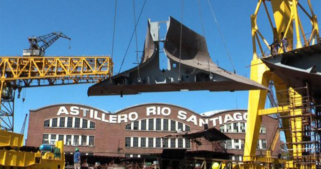 Trabajadores de Astillero Río Santiago advierten que no aceptarán despidos