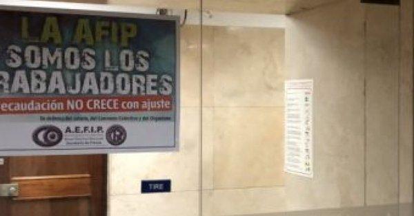 La Justicia suspendió la rebaja de salarios en la AFIP