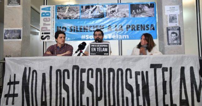 Trabajadores de Telam denunciarán penalmente a Triaca