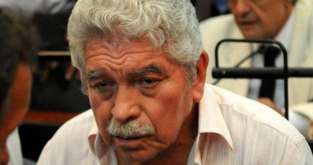 Falleció Pedraza, ex titular de la Unión Ferroviaria condenado por el asesinato de Mariano Ferreyra