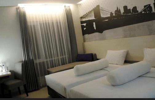 hotel di cihampelas harga 200ribuan
