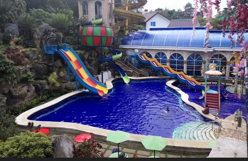 Hotel murah di Lembang Bandung