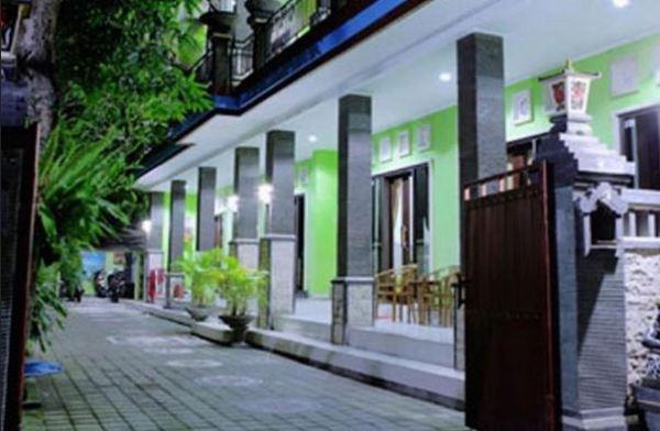 hotel bintang 2 di kuta Bali