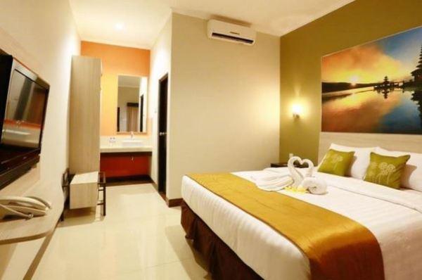 Hotel Bintang 3 di Kuta Bali yang Bagus