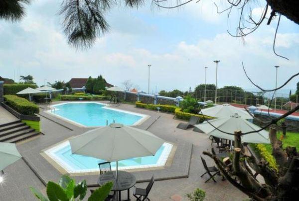 Amanda Hills Hotel Bandungan