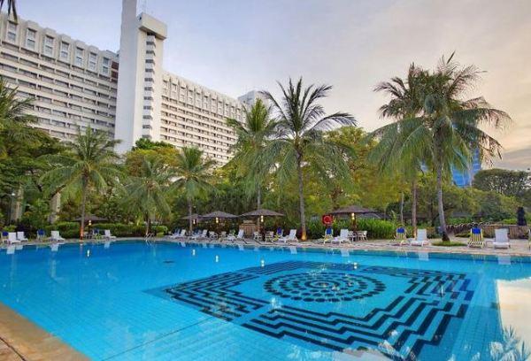 Hotel Borobudur Jakarta Pusat Fasilitas Lengkap dan Mewah
