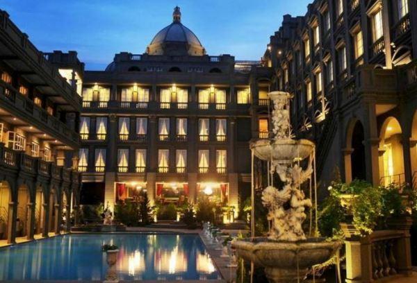 GH Universal Hotel Bandung Fasilitas Mewah