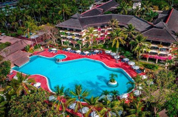 Prama Sanur Beach Bali Hotel Mewah Fasilitas Lengkap